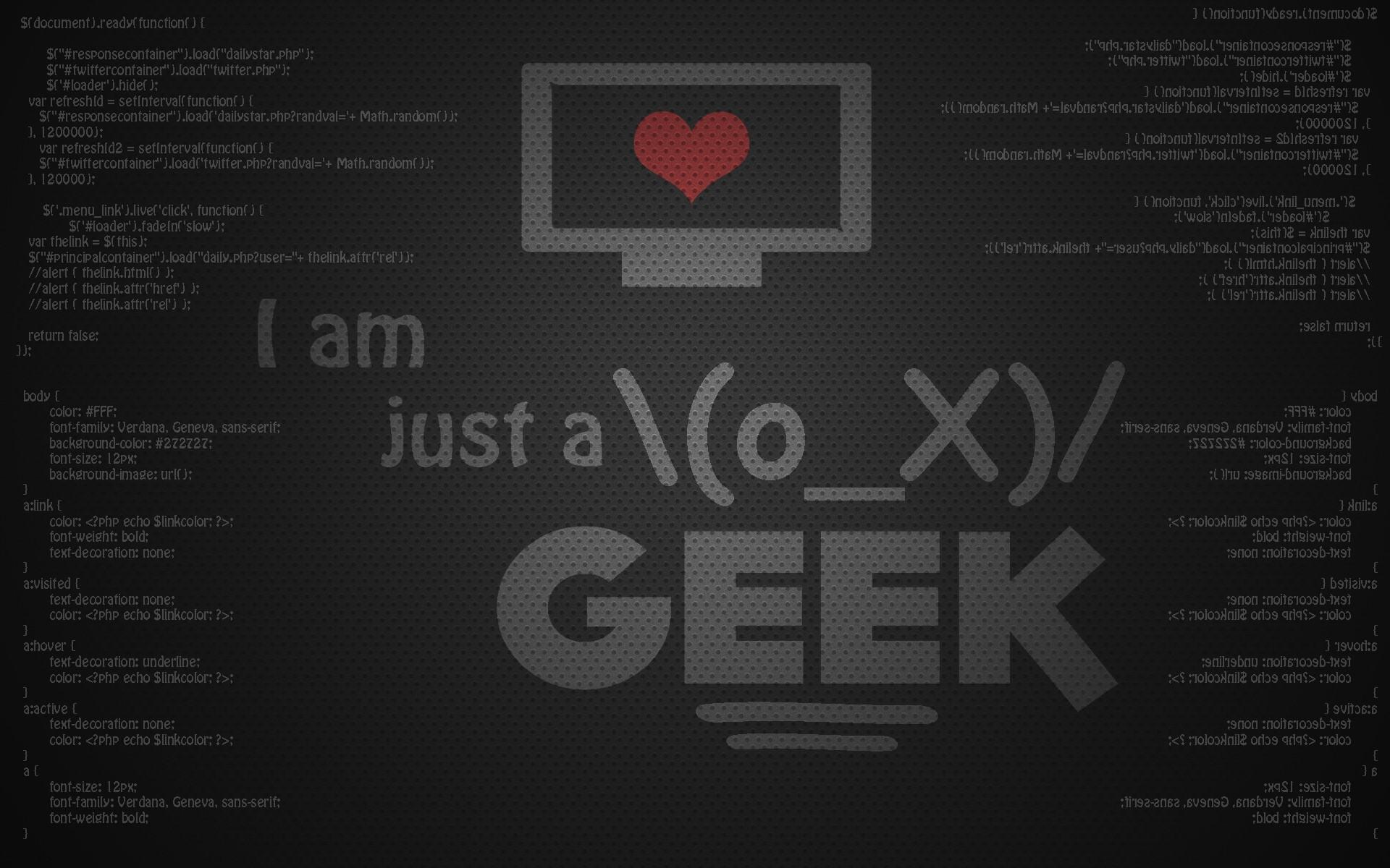 Computer Geek Wallpaper Hd Wallpaper 2