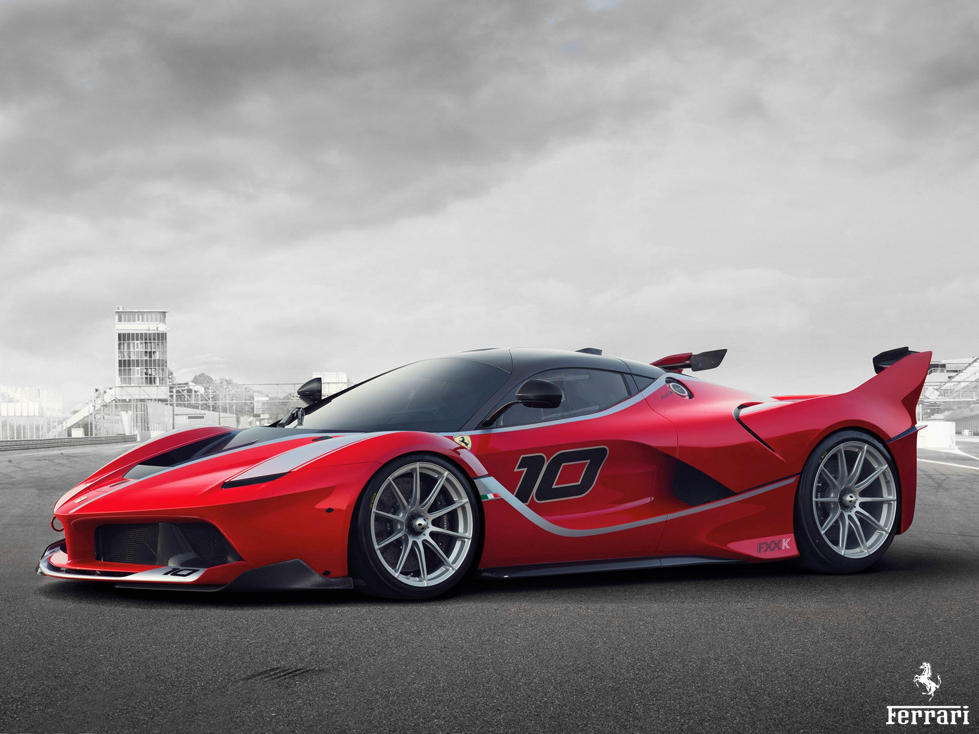 ferrari fxx k 2015 fond ecran inspirats. Black Bedroom Furniture Sets. Home Design Ideas