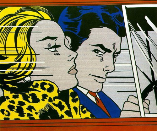 lichtenstein-in-the-car1963.jpg
