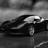 ferrari-458-italia-noir-2013-fond-ecran