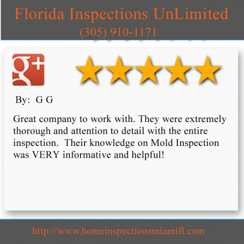Florida Inspections Unlimited 3801 SW 117 Ave. #655209 Miami, FL 33175 (305) 910-1171  http://www.homeinspectionsmiamifl.com/services/mold-inspection-miami/